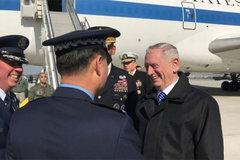 Tân Bộ trưởng Quốc phòng Mỹ thăm Hàn, Nhật