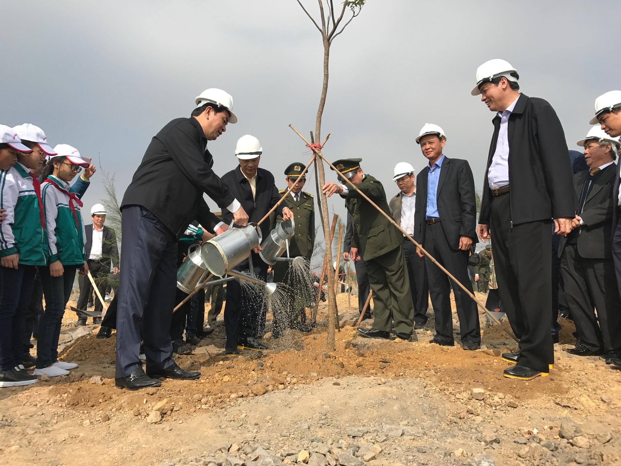 Chủ tịch nước phát động 'Tết trồng cây'