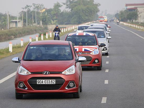 Điểm danh 3 mẫu xe giá rẻ bán chạy nhất Việt Nam