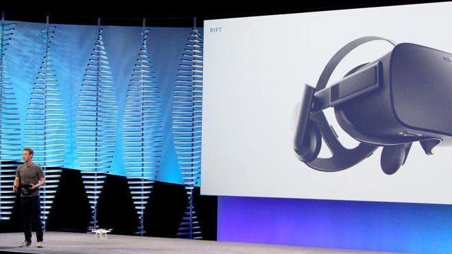 [VietnamNet.vn] Facebook mất 500 triệu USD vì vụ kiện công nghệ kính VR