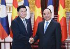 Thủ tướng Lào tới Hà Nội