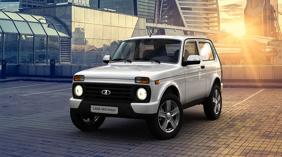 Lada - ô tô Nga ra xe SUV 200 triệu dân phượt quá mê