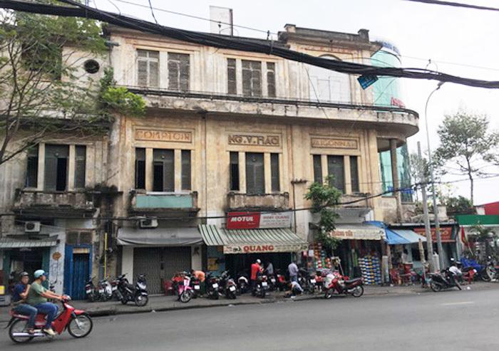 ngôi nhà, biệt thự, căn nhà, Sài Gòn
