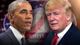 Trump mới nhậm chức, dân Mỹ đã 'nhớ' Obama