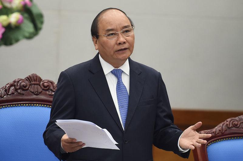 Thủ tướng: Không để tình trạng đủng đỉnh đầu năm