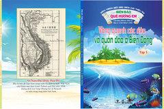 Ra mắt sách về biển đảo cho độc giả nhí