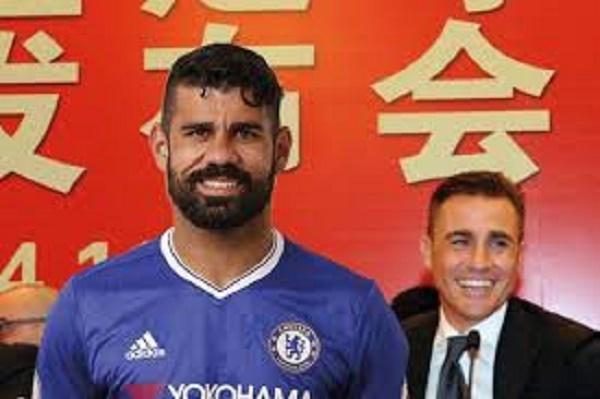 Mourinho ra chiếu lệnh, Cannavaro lên tiếng vụ mua Costa