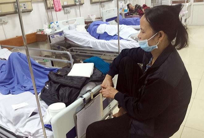 Dịch vụ trông người ốm sau Tết: 1 triệu đồng/ngày