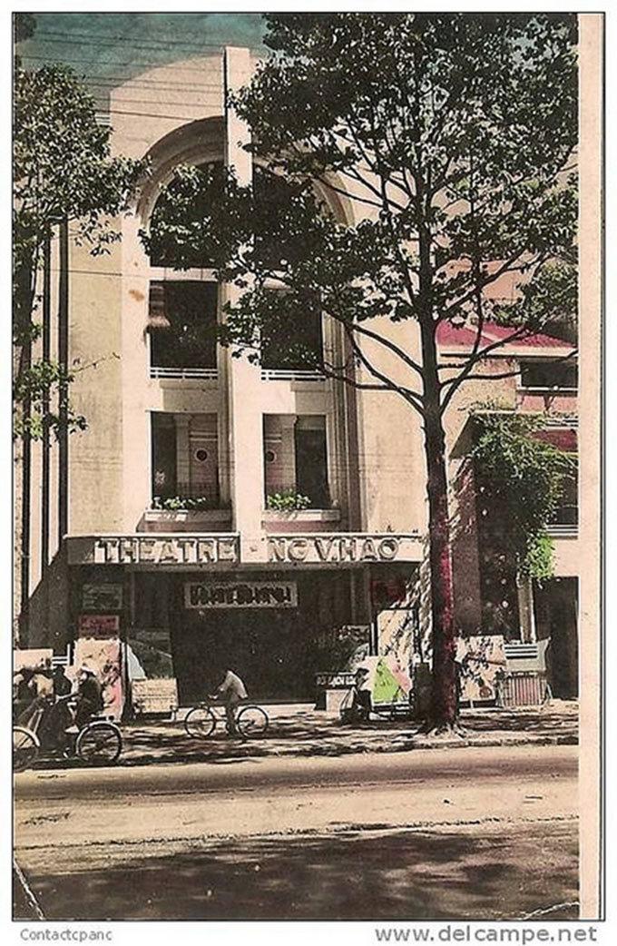 Rạp chiếu phim, cải lương, ca sĩ, Sài Gòn, Rạp Công Nhân, Rạp Nguyễn Văn Hảo, Sài Gòn xưa