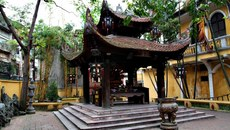 Đầu xuân viếng chùa Phúc Khánh cầu an