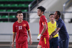Rầu rĩ vì chấn thương, sao U19 Việt Nam sợ lỡ SEA Games