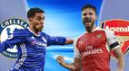 Trực tiếp Chelsea vs Arsenal: Đại chiến thành London