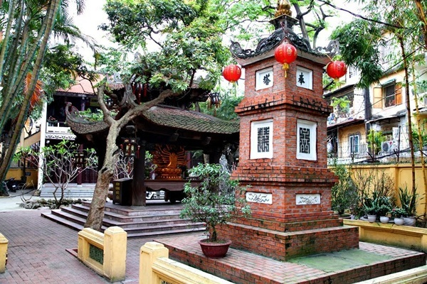 Chùa Phúc Khánh, Phật giáo, dâng sao giải hạn, cầu an