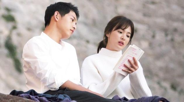 Rộ tin Song Joong Ki và Song Hye Kyo sắp cưới