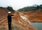 Đê quai kênh thuỷ lợi nghìn tỉ vỡ, nhấn chìm ruộng dân