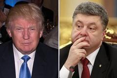 Chiến sự Ukraina bùng phát trước khi Trump gọi cho Kiev