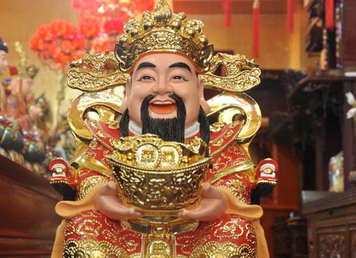 Bài cúng vía Thần Tài theo 'Văn khấn cổ truyền Việt Nam'
