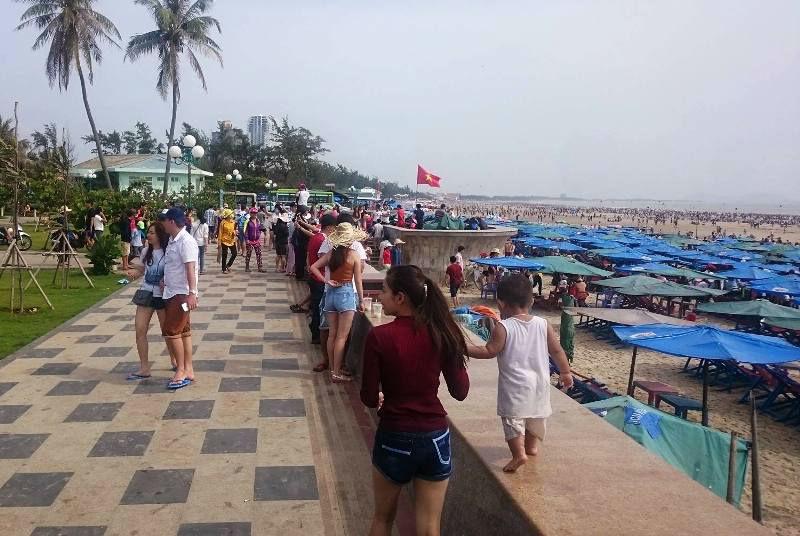 TP Vũng Tàu, du khách, chặt chém, nhếch nhác, bãi biển, Bà Rịa - Vũng Tàu