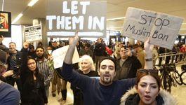 Tòa Mỹ bác kháng cáo của chính quyền Trump về lệnh cấm nhập cảnh