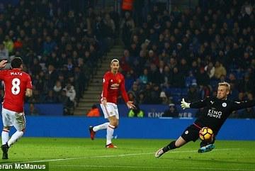 Pha bỏ lỡ khó tin của Mata trước Leicester