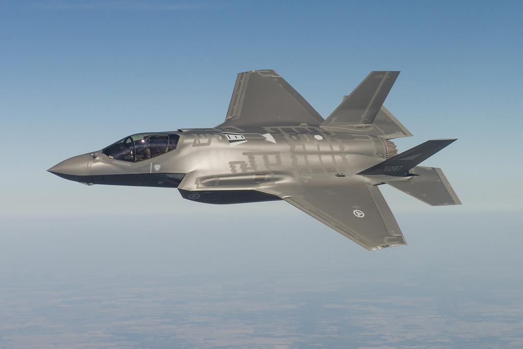 Mỹ, Bộ Quốc phòng Mỹ, Lầu Năm Góc, máy bay F-35, chiến cơ F-35