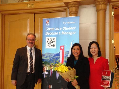 Cơ hội du học ngành du lịch khách sạn tại Thuỵ Sĩ