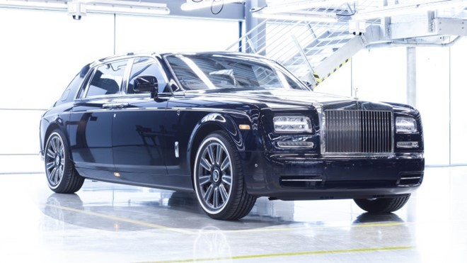 Rolls-Royce Phantom thay đổi như thế nào qua 7 thế hệ