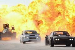 Lộ màn đua xe 'đỉnh của đỉnh' trong 'Fast and Furious 8'