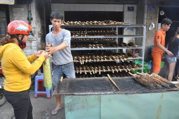TPHCM, phố nướng cá lốc, Tân Kỳ- Tân Quý, cá lốc, vía Thần Tài, ngày mùng 10 Tết