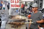 """Nhộn nhịp """"phố cá lóc nướng"""" ngày vía Thần Tài ở Sài Gòn"""