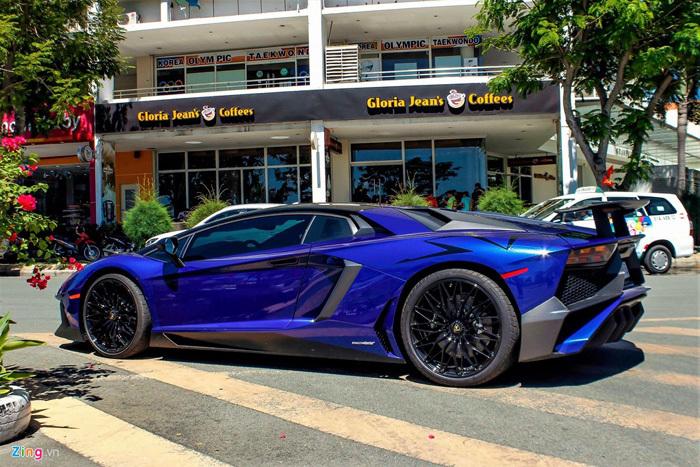 biển số, siêu xe, Lamborghini Aventador, Minh Nhựa, xe siêu sang, xe ô tô, xe sang
