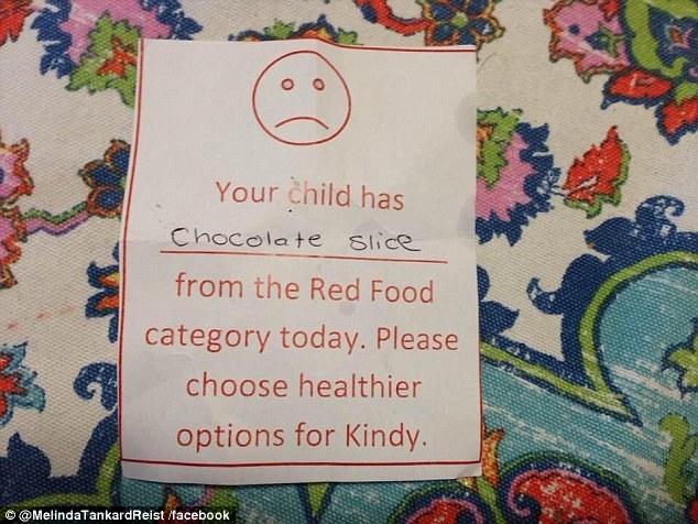 Phụ huynh bị nhắc nhở vì cho con mang socola tới trường