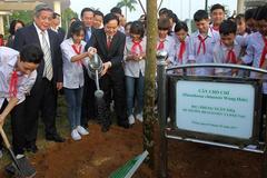 """Bộ trưởng Giáo dục: """"Mỗi thầy trò trồng và chăm ít nhất một cây xanh"""""""