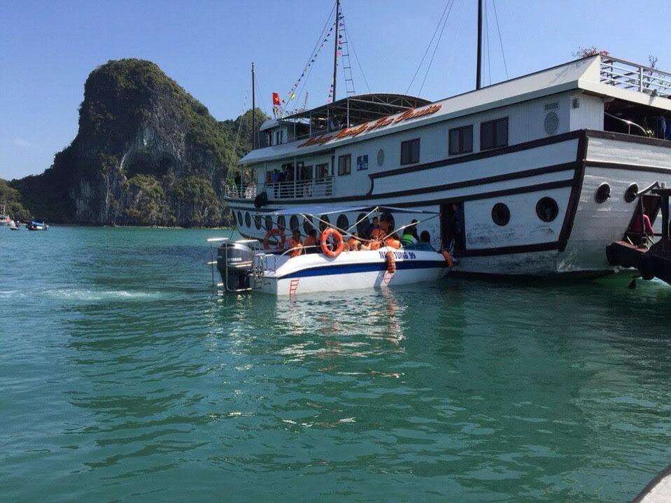 Đảo Titop, du khách Úc mất tích, vịnh Hạ Long, tìm kiếm du khách mất tích, quảng ninh