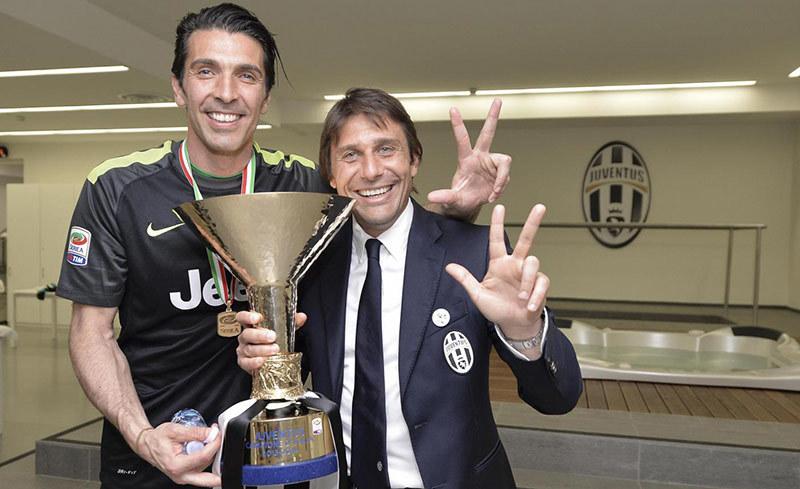 Bí mật chiến thắng của Conte: Nhờ vợ chỉ giáo!