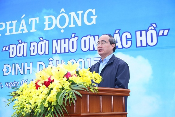 Trồng cây phải trở thành thói quen, nếp sống của người Việt