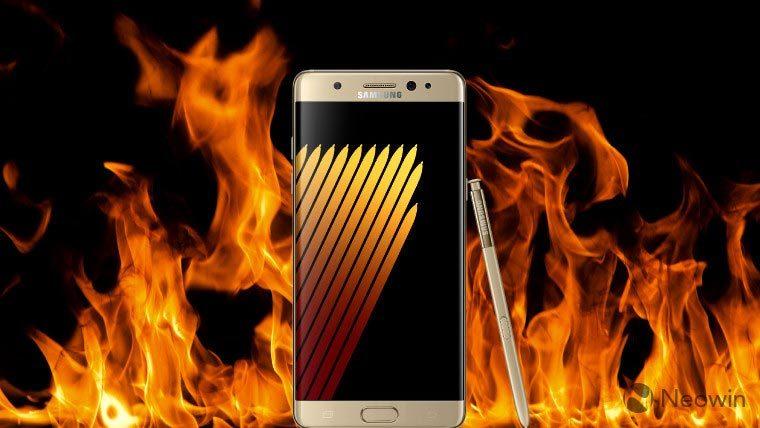 Hàn Quốc siết chặt lệnh kiểm soát pin sau sự cố Galaxy Note 7