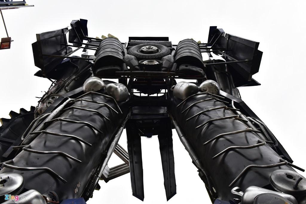 Robot, Hà Nội, khu công nghiệp, công ty, bảo vệ, công nhân,