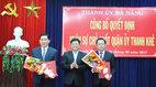 Điều động, bổ nhiệm nhân sự chủ chốt Thành ủy Đà Nẵng