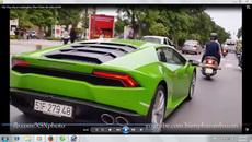 Clip: Chạy Lamborghini, Phan Thành nhận cái kết 'thê thảm' của 'ninja đường phố'