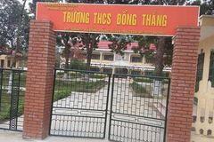 Nhà trường cho học sinh nghỉ học để đi lễ chùa?