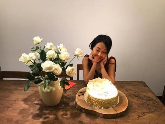 Dương Triệu Vũ chia sẻ khoảnh khắc hạnh phúc bên Hoài Linh