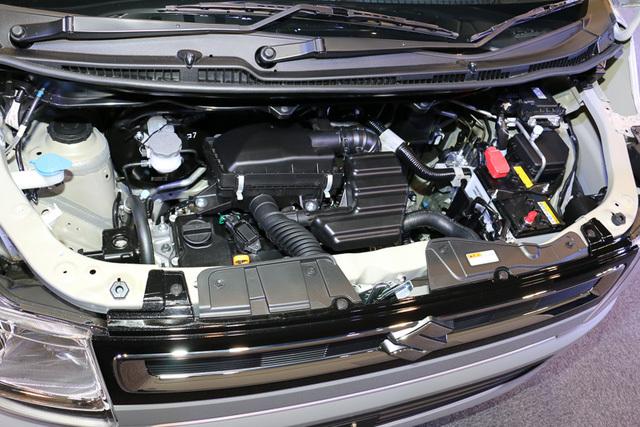 Ô tô mini Suzuki 216 triệu vuông vắn đầy cá tính