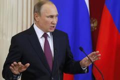 Kremlin đòi một hãng tin Mỹ xin lỗi vì bình luận về Putin