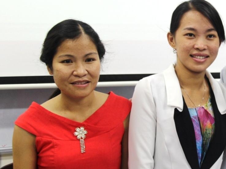 Lần đầu tiên tại VN, hai gia đình hoán đổi thận để cứu con