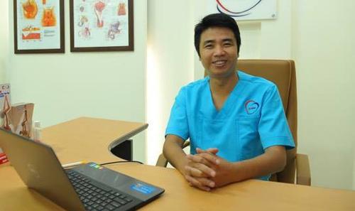 chuyện phòng the, rối loạn cương, sức khoẻ giới tính, Nguyễn Thế Lương, yếu sinh lý