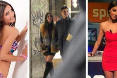 Con trai Simeone cặp với nữ nhà báo hơn 9 tuổi