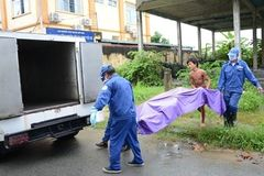 Công an truy tung tích cô gái có hình xăm hoa hồng bị sát hại