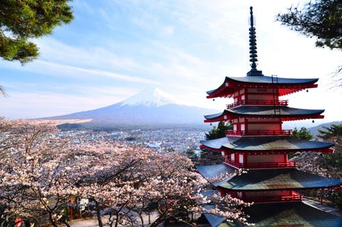 Nghe - ngửi - chạm khi du lịch Nhật Bản