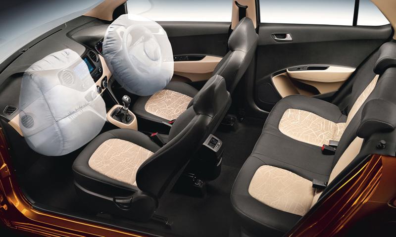 Hyundai Grand i10 2017 giá 154 triệu đồng tại Ấn Độ